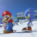 Mario & Sonic aux JO d'Hiver