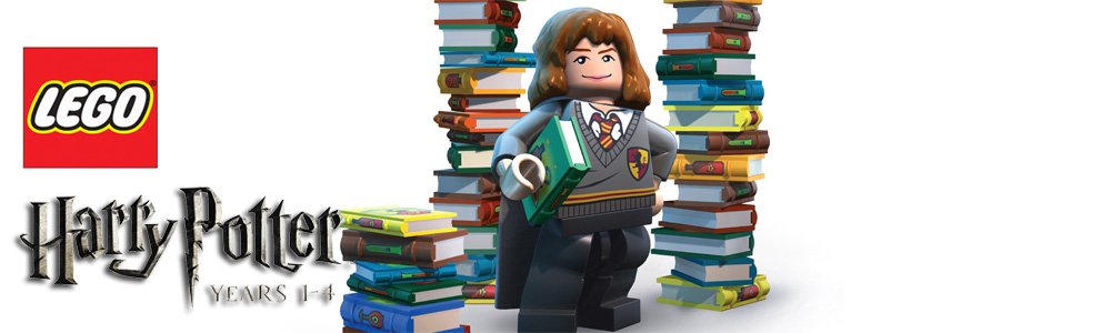 Lego Harry Potter year 1 to 4