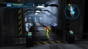 Metroid: Other M - Vue à la troisième personne