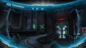 Metroid: Other M - Vue à la troisième personne de Samus