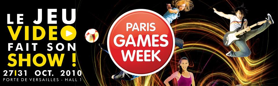 Paris games week le salon du jeu vid o ne pas manquer for Salon jeu video paris