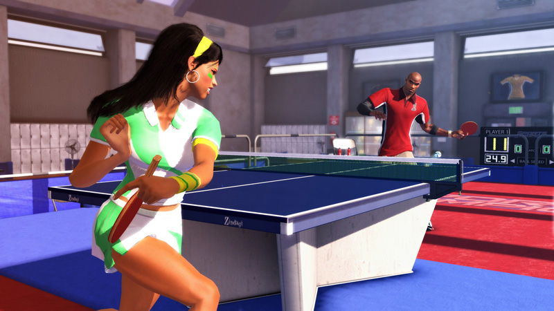 Test sports champions les gameusesles gameuses - Wake sport tennis de table ...