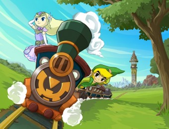 [Test] The Legend of Zelda : Spirit Tracks