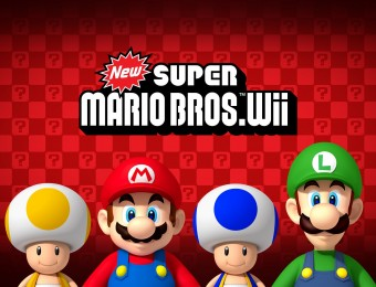 [Test] New Super Mario Bros. Wii