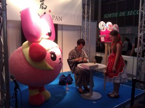 Japan Expo dedicace