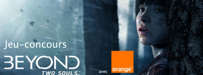 Beyond Two Souls UNE