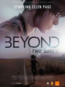 Beyond Two Souls concours