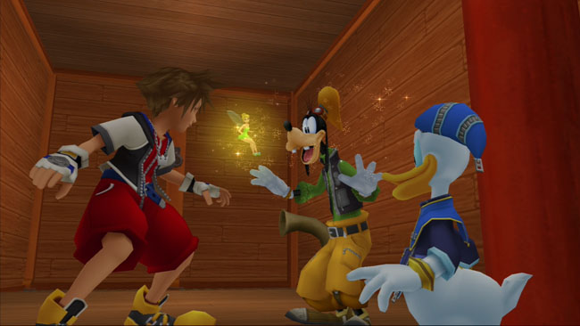 Test kingdom hearts hd 1 5 remix les gameusesles - Donald et dingo ...