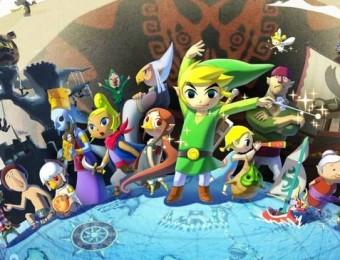 [Test] Zelda The Wind Waker HD