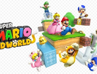[Test] Super Mario 3D World