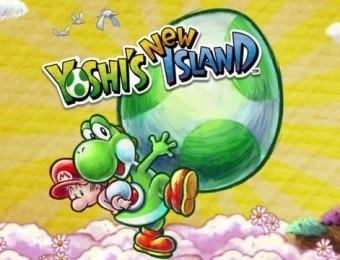 [Test] Yoshi's New Island