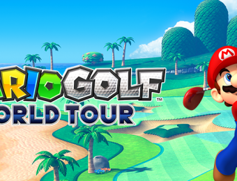 [Test] Mario Golf : World Tour