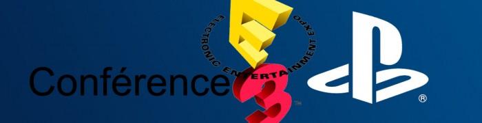 Ban E3 Sony