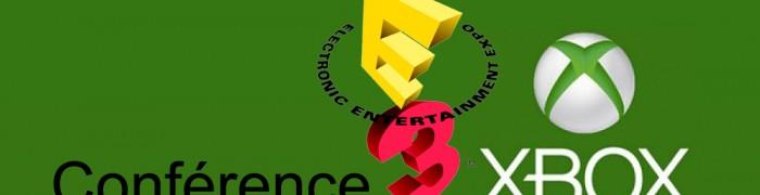 Ban E3 Xbox