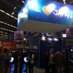 Japex2014 Sony Playstation
