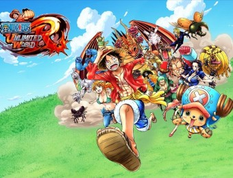[Test] One Piece Unlimited World Red