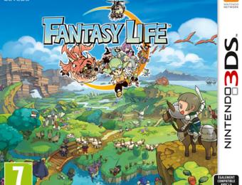 [Test] Fantasy Life