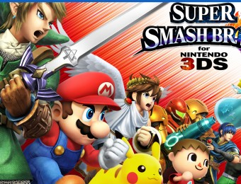 [Test] Super Smash Bros