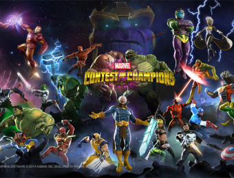 [Test] Marvel Tournoi des Champions