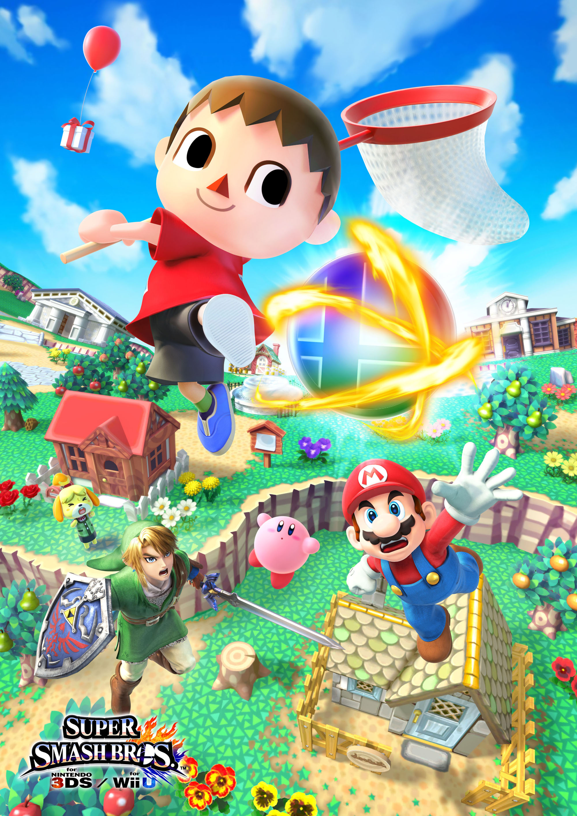 Smash Bros Wii U : Comparatif super smash bros wii u les gameusesles gameuses