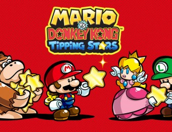 [Test] Mario VS Donkey Kong : Tipping Stars