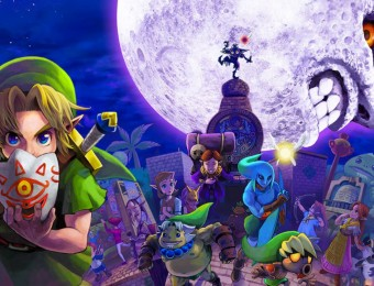 [Test] The Legend of Zelda : Majora's Mask