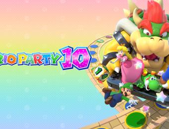[Test] Mario Party 10
