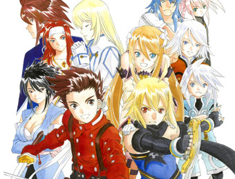[Oldies] Tales of Symphonia Chronicles