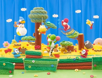 [Test] Yoshi's Woolly World