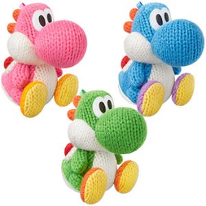 Wii U Yoshi Amigurumi : [Test] Yoshis Woolly World Les GameusesLes Gameuses