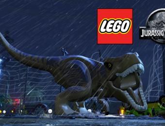 [Test] LEGO Jurassic World