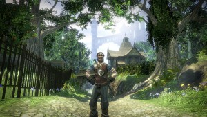Fable 2 Xbox 360 video game image