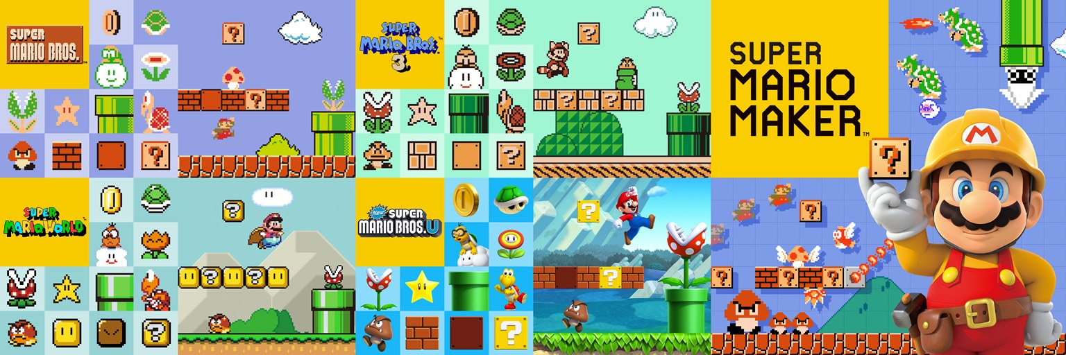 Test Super Mario Maker Les Gameusesles Gameuses
