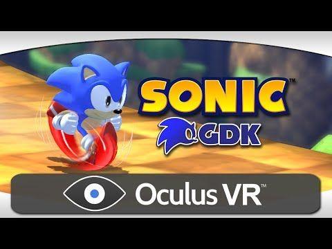 SONIC-VR