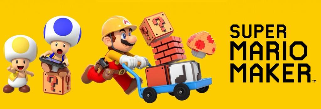 Super-Mario-Maker-Bannière