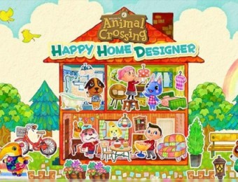 [Test] Animal Crossing Happy Home Designer