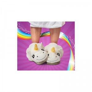 chaussons-licorne-peluche