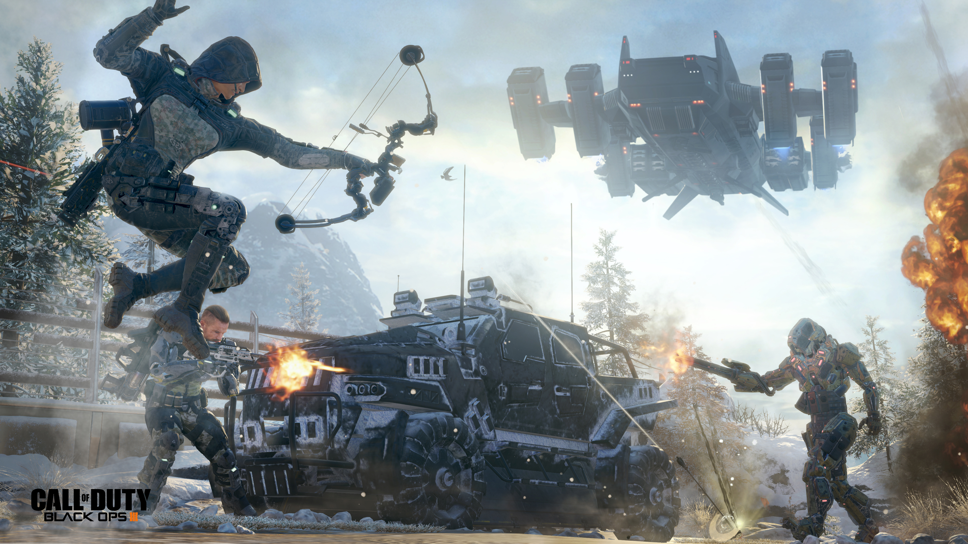 Test Call Of Duty Black Ops Iii Les Gameusesles Gameuses