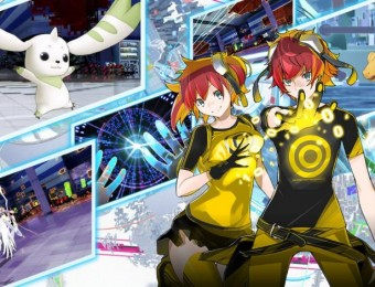 [Test] Digimon Story : Cyber Sleuth
