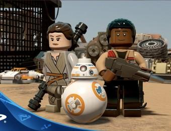 [Test] Lego Star Wars : Le Réveil de la Force