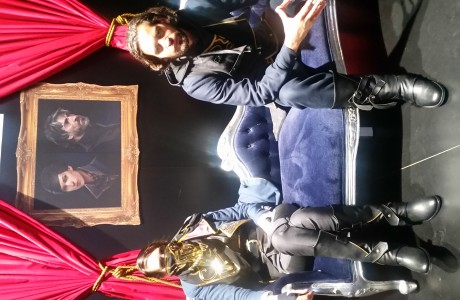 Cosplay Dishonored 2