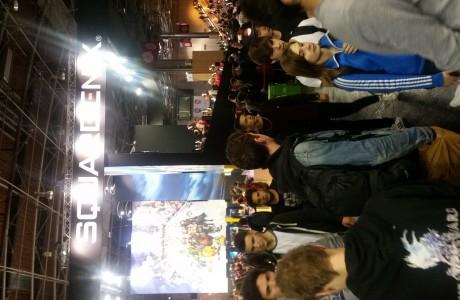 Stand Square Enix