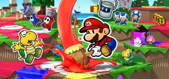 Paper Mario Color Splash UNE