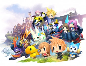 [Test] World of Final Fantasy