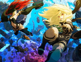 [Test] Gravity Rush 2
