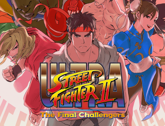 [Test] Ultra Street Fighter II : The Final Challengers